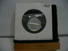 1967 CANADA SILVER DIME  10 CENTS TOP GRADE  67  PROOF LIKE  SEALED  SEE PHOTOS