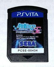 Hatsune Miku Project DIVA F 2nd PlayStation PS Vita