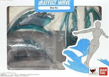 Tamashii Effect Wave Blue Version Stand Base Stage S.H Figuarts FREE Shipping