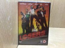 The Losers DVD New & Sealed Jeffrey Dean Morgan Zoe Saldana