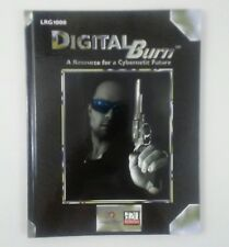 2002 Digital Burn A Resource For A Cybernetic Future Living-room Games 1000 D20