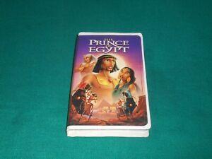 The Prince of Egypt VHS  (leggi dettagli)