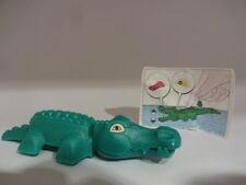 K93 n.018 - Tier auf Rollen - Krokodil + BPZ