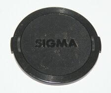Sigma - Genuine 72mm Snap On Lens Cap