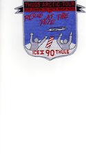 VP-31, CAC 10, Ice X 90, Thugs Artic Tour, US Navy Squadron Patch (fm sqdn 1990)