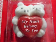"Love Magnets ""My Heart Belongs To You"""