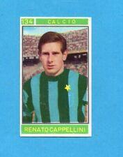 CAMPIONI dello SPORT 1967/68-Figurina n.134- CAPPELLINI -CALCIO-Recuperata