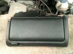 VW Golf Cabrio/Convertible, Mk3.5, Glove box, Black, Genuine VW, ZSB1E2857921