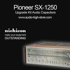 Pioneer SX-1250 Upgrade Kit Audio Capacitors