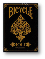 Bicycle Gold Deck Poker Playingcards Spielkarten