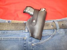 Leather Holster for Walther P22 Right Hand Vertical Draw .22 Semi Auto