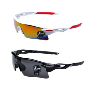 Men's New Sunglasses Driving Cycling Glasses Outdoor Sports Eyewear Glasses E&