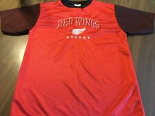 DETROIT RED WINGS  NHL  MESH JERSEY  BY SPORT ATTACK   SIZE MEN'S  L