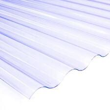 Salux PVC platte Salux-w 76/18 glasklar 120 X 80 Cm