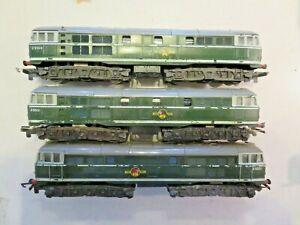 Triang TT Diesel Collection - spares repairs restoration