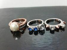 Mimco Rose Gold Fashion Rings
