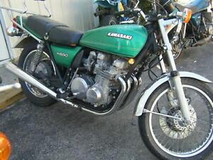 Kawasaki KZ650 Headstock Decal / VIN tag - MADE IN U.S.A.