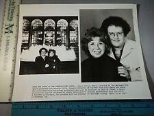 Rare Original VTG James Levine Beverly Sills Gala Of Stars 2 Image Opera Photo