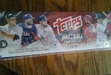 2018 Topps baseball HTA factory sealed set