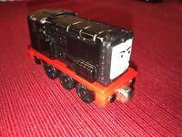 2009 Gullane Metal Die Cast Magnetic Train Diesel  Thomas and friends