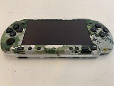 Sony PSP 3000 Metal Gear Solid Peace Walker ***SHIP FROM U.S.A.***