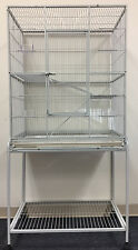 NEW Large 3 Level Chinchilla Sugar Glider Ferret Mice Rat Cage WTE Vein - 852