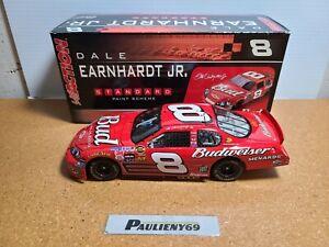 2006 Dale Earnhardt Jr #8 Budweiser Dale Earnhardt INC 1:24 NASCAR Action MIB