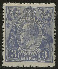 Australia   1914-24   Scott # 30    Mint Hinged