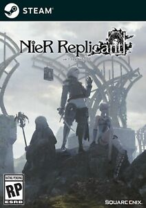 NieR Replicant ver.1.22474487139 PC Game Offline S Team Fast UK Great Condition