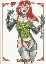 Dawn 30th Anniversary - Sarah Fletcher Sketch Card