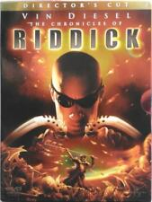 Dvd The Chronicles of Riddick - Director's Cut digipack 2 dischi Usato