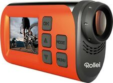 Rollei S-30 WiFi Action Cam - Orange (includes chest mount)