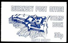 Guernsey - 1980 Definitives coins - Mi. booklet MH 7 MNH
