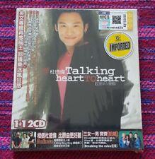 Alex To ( 杜德偉 ) ~ Talking Heart To Heart ( Taiwan Press ) Cd
