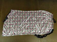 Sleazy Sleepwear for Horses Army Girl Sheet & Hood w/ Zipper Set Size XL