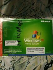 Microsoft Windows XP Home Edition versión 2002 Totalmente Nuevo Sellado