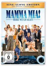 Mamma Mia Here We Go Again DVD 2018 1x Gesehen