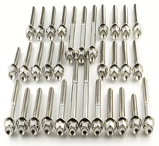 BMW HP4 14+ Stainless Hex Engine Bolt Kit