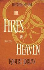 The Fires du paradis : Livre 5 of Wheel Time par Jordan, Robert de poche b
