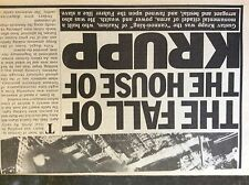 A2p ephemera 1970s article gustav krupp the fall of the house of