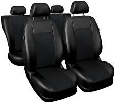 Universal seat covers fit Ford Focus Mk1 Mk2 Mk3 Mk4  LEATHERETTE alcantara