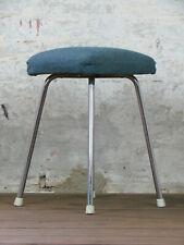 Mid Century Sitzhocker Stool Hocker Vintage 70er 60er Jahre