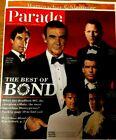 Parade Magazine SEPTEMBER 2021 James Bond NEW Sean Connery PIERCE BROSNAN