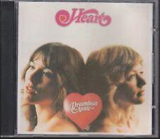 HEART Dreamboat Annie 1998 CD Ann & Nancy Wilson Magic Man Crazy on You 70s Rock
