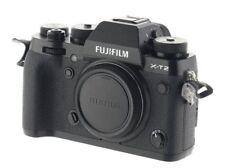 Fujifilm Fuji X-T2 Digital ILCE Mirrorless Camera Body in Black (UK Stock) BNIB
