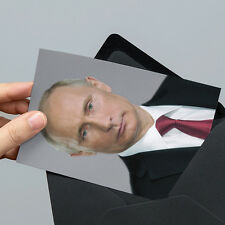 Vladimir Putin Photo - 6x4 inch Un-signed - with Unsealed Gift Envelope