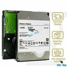 """WD 14TB Helium Desktop Hard Drive Ultrastar DC HC530 7200 RPM SATA 6G 3.5"""" HDD"""