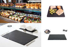 Natural Slate cheeseboard tray dinner plates Food Dining snack tapas sushi