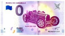 Billet Touristique - 0 Euro - Portugal - Museu Do Caramulo (2018-1)