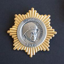 Medaille , Orden , Luxemburg , Omar Bradley , Nommern 1972 , Luxembourg